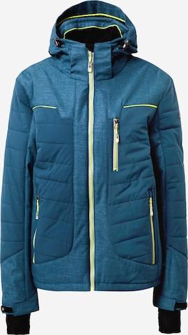 KILLTEC Outdoor jacket 'Blaer' in Blue