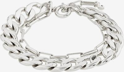 Pilgrim Armband 'Compass' in de kleur Zilver, Productweergave