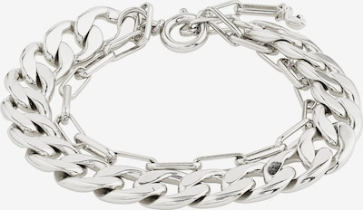 Pilgrim Bracelet 'Compass' in silber, Produktansicht