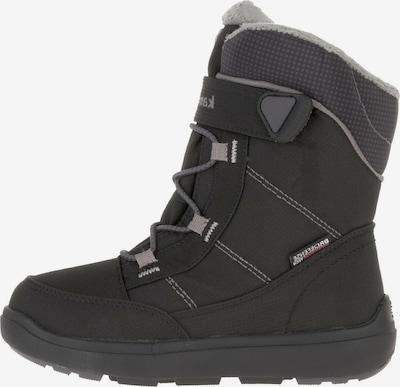 Kamik Boots 'STANCE2' en gris / noir, Vue avec produit