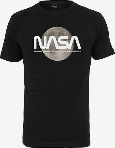Mister Tee Koszulka w kolorze szary / szary dym / czarny / białym, Podgląd produktu