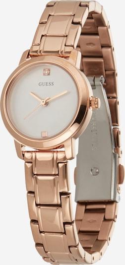 GUESS Аналогов часовник 'MINI NOVA' в розово злато / сребърно, Преглед на продукта