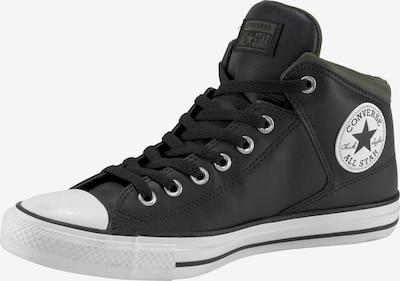CONVERSE Sneaker in khaki / schwarz, Produktansicht