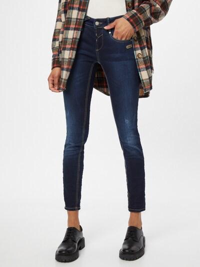 Gang Jeans 'NELE' in blue denim, Modelansicht