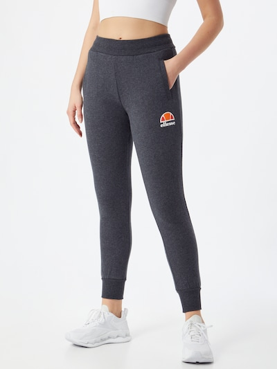 ELLESSE Trousers 'Queenstown' in Dark grey, View model
