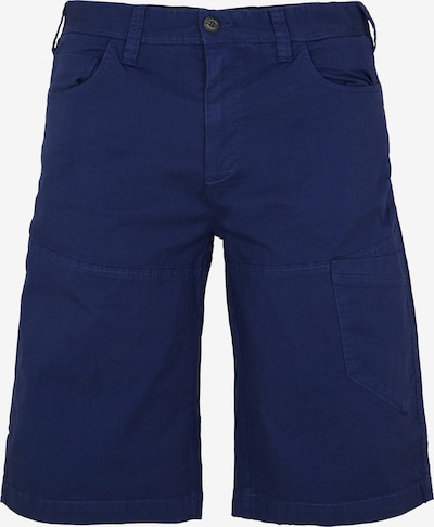 s.Oliver Men Big Sizes Relaxed Fit: Chino-Bermuda in blau, Produktansicht