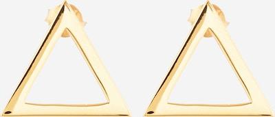 ELLI Ohrringe 'Geo' in gold, Produktansicht
