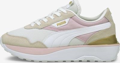 PUMA Sneaker in beige / gold, Produktansicht