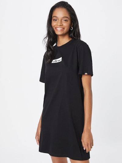 lila / narancs / rózsaszín / fekete / fehér ELLESSE Ruha 'Chiama', Modell nézet