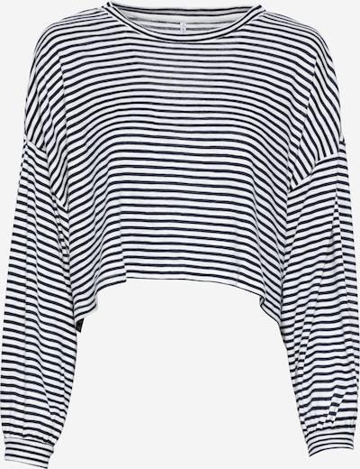 ONLY Paita 'GLORIA' värissä tummansininen / valkoinen, Tuotenäkymä