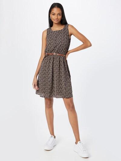 ABOUT YOU Kleid 'Poppy' in dunkelblau / mischfarben, Modelansicht
