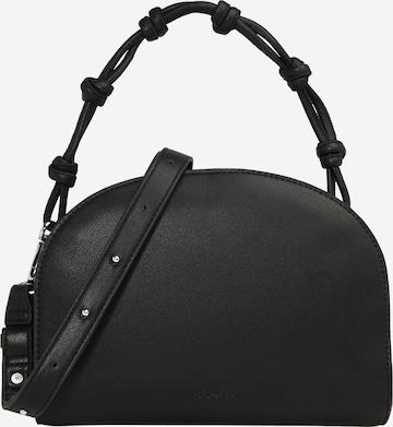 s.Oliver Дамска чанта в черно