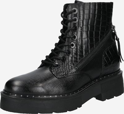 Dockers by Gerli Schnürstiefelette in schwarz, Produktansicht