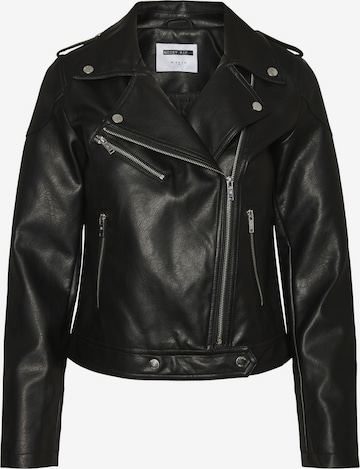 Noisy may Between-season jacket in Black