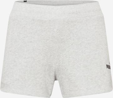 PUMA Sportsbukser i grå