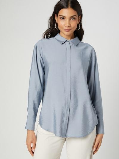 Guido Maria Kretschmer Collection Bluse 'Marcella' in blau, Modelansicht