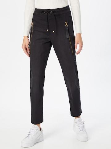 MAC Jeans 'Future' in Schwarz