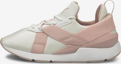PUMA Sneaker 'Muse X3' in rosa / weiß, Produktansicht
