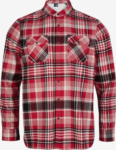 Tricou O'NEILL pe roșu / negru / alb, Vizualizare produs