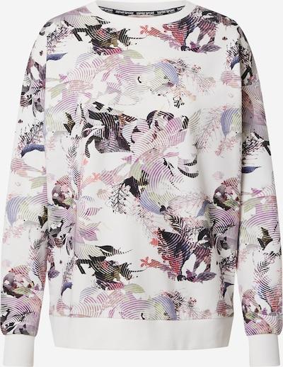 ESPRIT SPORT Sportief sweatshirt in de kleur Gemengde kleuren / Wit, Productweergave