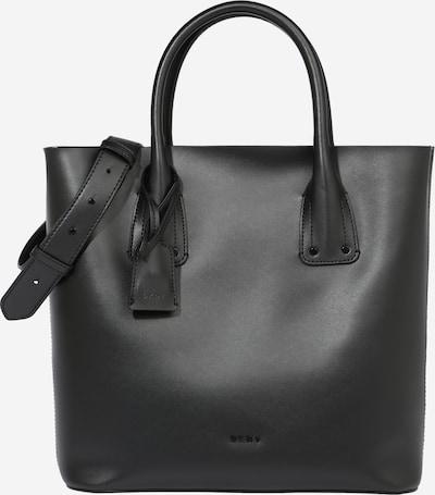 Plase de cumpărături 'MEGAN' DKNY pe negru, Vizualizare produs