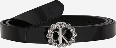Calvin Klein Jeans Remen u crna / prozirna, Pregled proizvoda