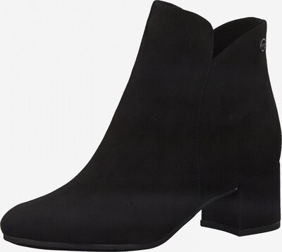 TAMARIS Gležnarji | črna barva, Prikaz izdelka