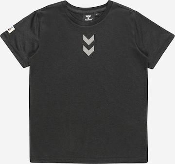 Hummel Shirt in Black