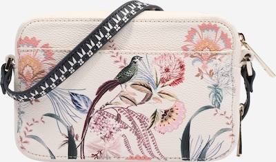 Ted Baker Crossbody bag 'Beeby' in cream / light blue / mixed colours / salmon / black, Item view