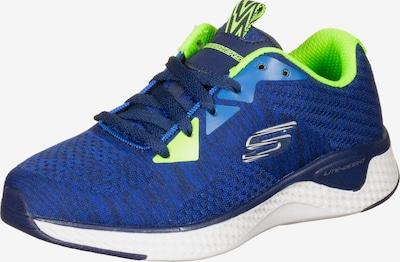 SKECHERS Sneaker in blau, Produktansicht