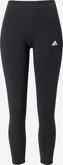 ADIDAS PERFORMANCE Sports trousers in black, Item view