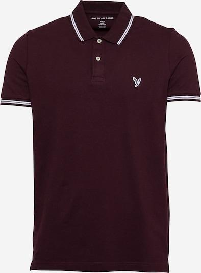 American Eagle Bluser & t-shirts i burgunder / hvid, Produktvisning