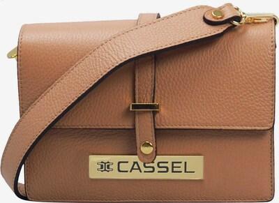 Clay Cassel Schultertasche 'SIGNORINA' in rot, Produktansicht