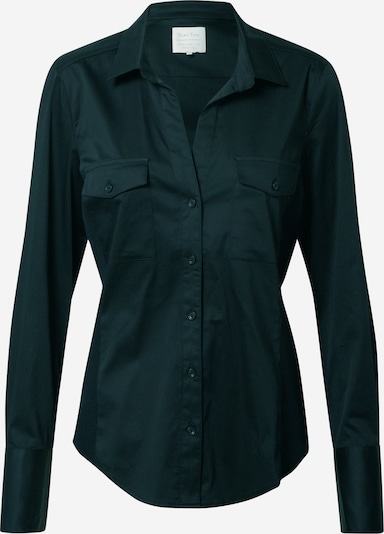 Part Two Bluse in dunkelgrün, Produktansicht
