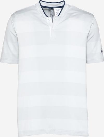adidas Golf Functioneel shirt in de kleur Nachtblauw / Mintgroen / Wit, Productweergave