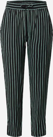 Sublevel Pantalon en jade / noir, Vue avec produit