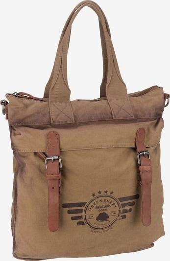 GREENBURRY Sacs à main en marron, Vue avec produit