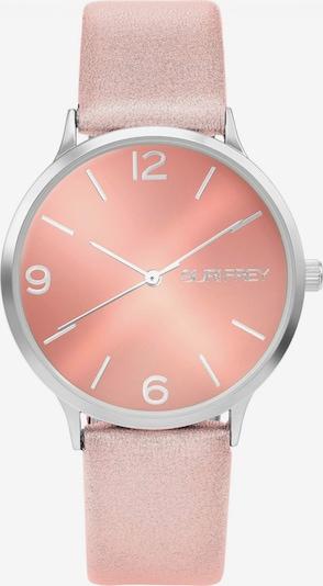 Suri Frey Analoguhr 'Roxy' in pink / silber, Produktansicht