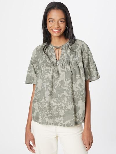 Bluză s.Oliver pe verde / alb, Vizualizare model
