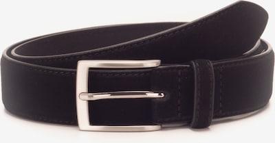 BA98 BA-98 Cologne Ledergürtel in schwarz, Produktansicht