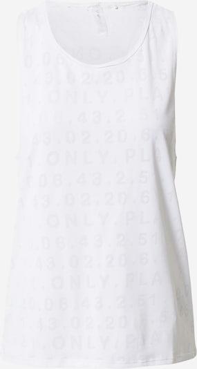 ONLY PLAY Shirt in weiß, Produktansicht