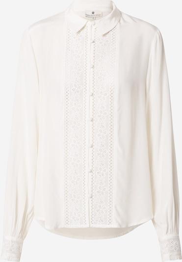 FREEMAN T. PORTER Bluse 'Bénédicte' in weiß, Produktansicht