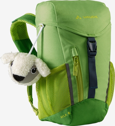 VAUDE Sports Backpack 'Ayla 6' in Green / Black, Item view