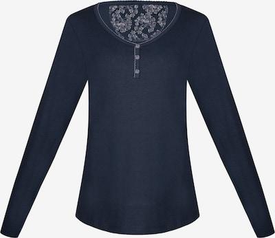 sassa Shirt 'MISTY GARDEN' in blau, Produktansicht