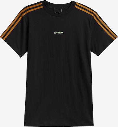 ADIDAS ORIGINALS Shirt 'IVP 4ALL 3S T' in hellorange / schwarz, Produktansicht