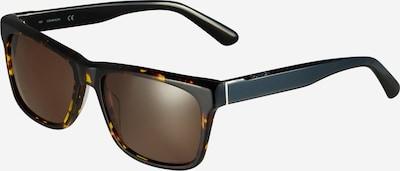 Calvin Klein Sonnenbrille '21708S' in braun / cognac, Produktansicht