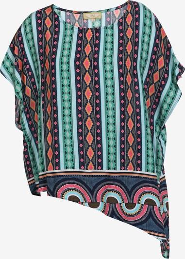 MYMO T-shirt oversize en mélange de couleurs, Vue avec produit
