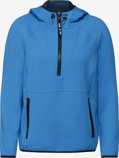 CECIL Sweatshirt in blau / schwarz, Produktansicht