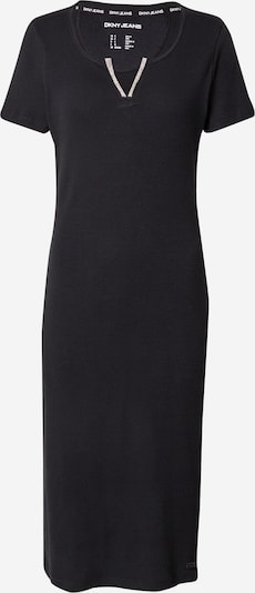 DKNY Φόρεμα σε μαύρο / ασημί, Άποψη προϊόντος