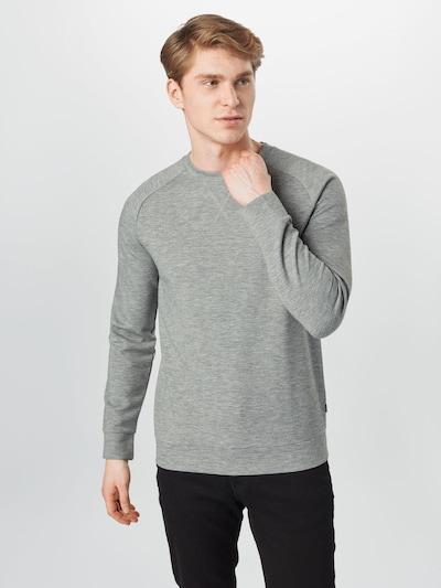 JOOP! Majica 'Sanan' | pegasto siva barva: Frontalni pogled